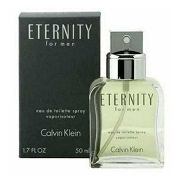 Calvin Klein Eternity For Men Eau De Toilette 50ml One Size