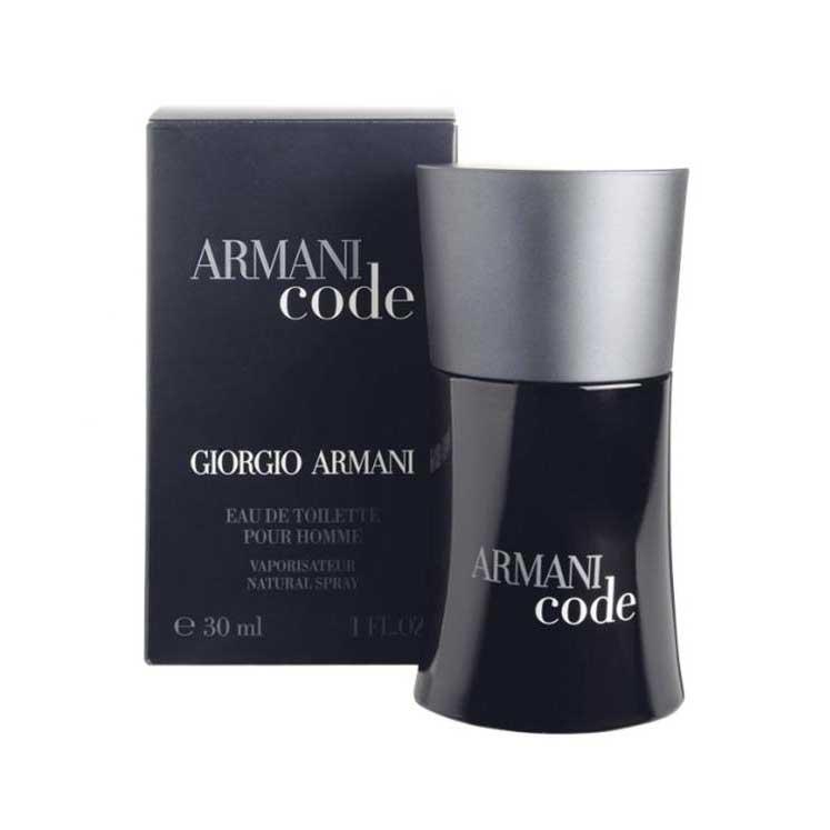 Giorgio Armani Armani Code Edt 30ml One Size