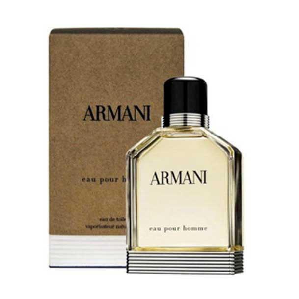 Giorgio Armani Pour Homme Edt 100ml Vapo One Size
