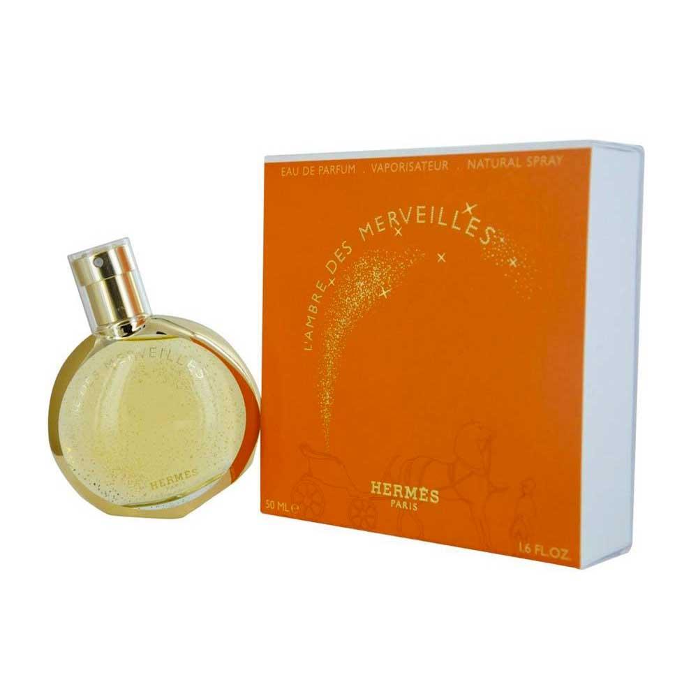 Hermes L Ambre Des Merveilles Eau De Parfum 50ml One Size