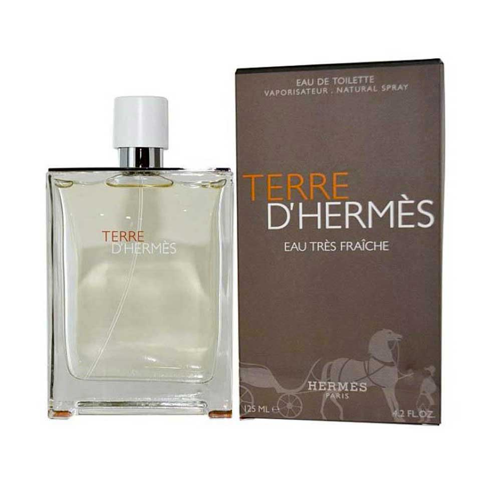 Hermes Terre D´hermes Edt 125ml One Size