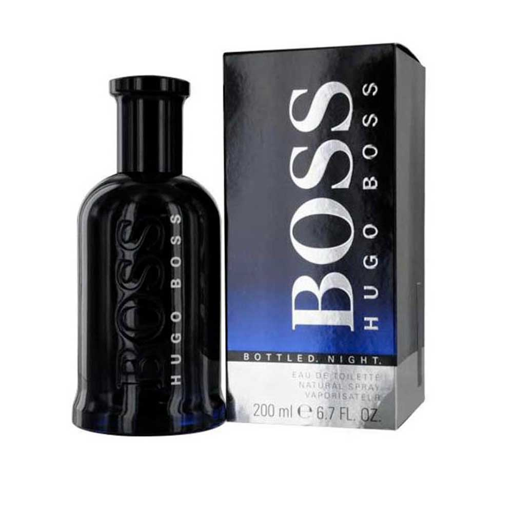 Hugo Boss Bottled Night Eau De Toilette 200ml One Size