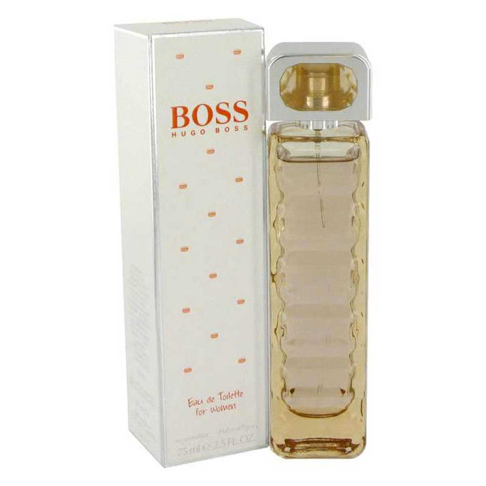 Hugo Boss Orange Eau De Toilette 50ml One Size
