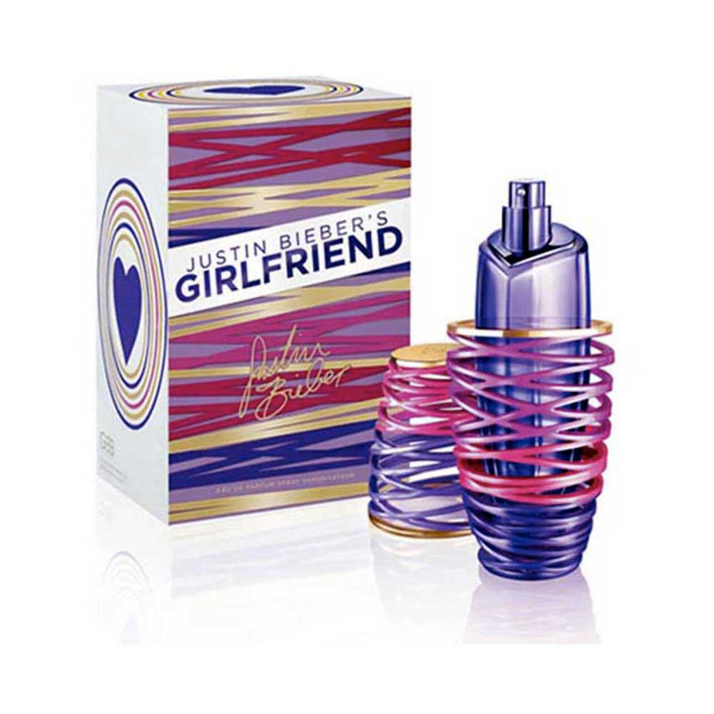 Justin Bieber Girlfriend Eau De Parfum 50ml One Size