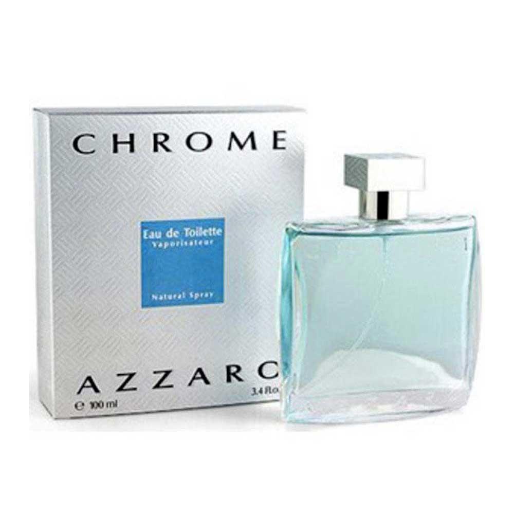 Azzaro Chrome Eau De Toilette 100ml One Size