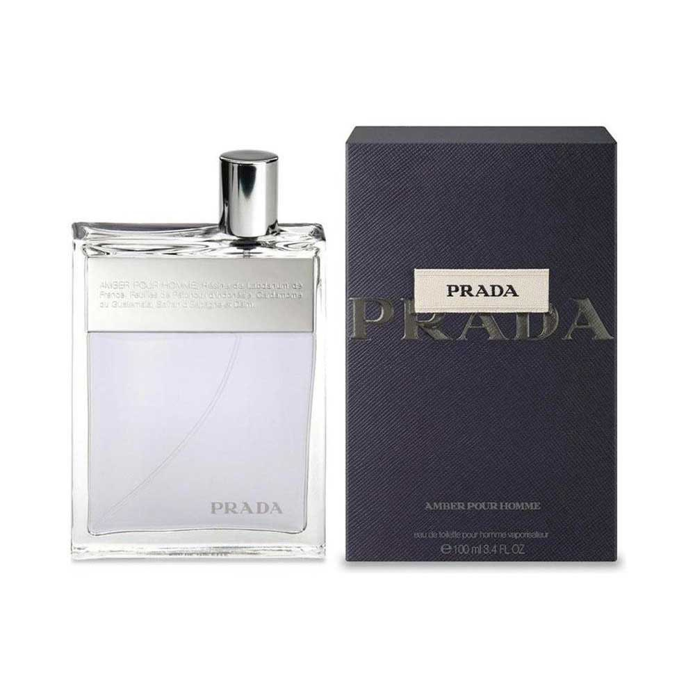 Prada Amber Pour Home 50ml One Size