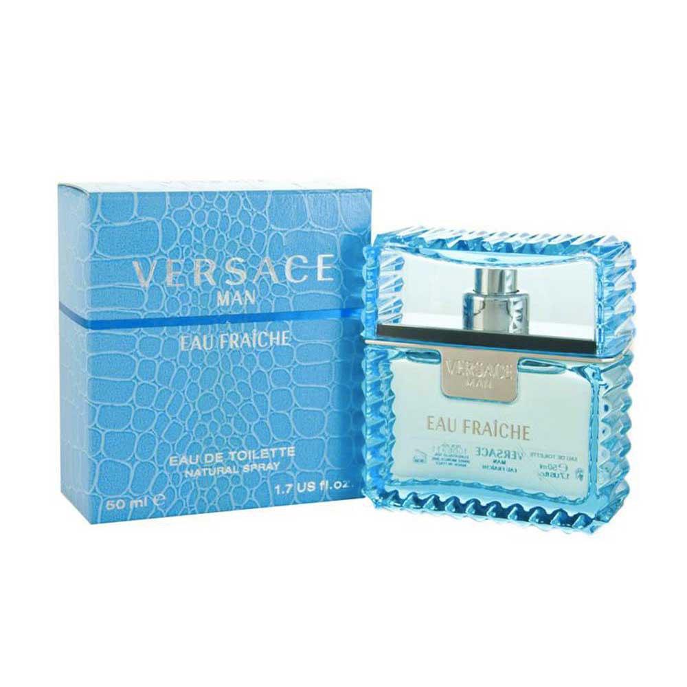 Versace Eau Fraiche Pour Homme 50ml One Size