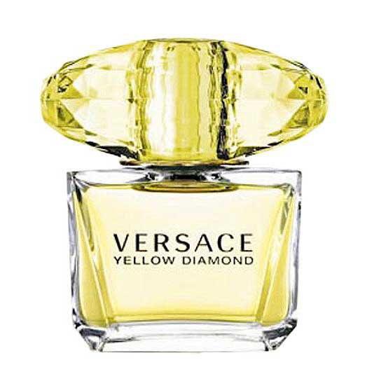 Versace Yellow Diamond Eau De Toilette 90ml One Size