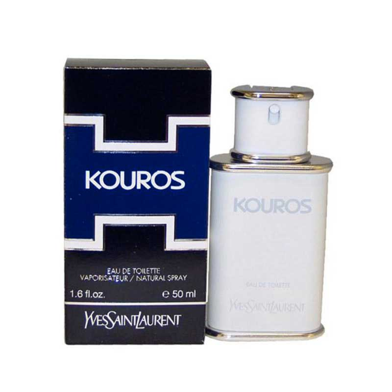 Yves Saint Laurent Kouros Eau De Toilette 50ml One Size