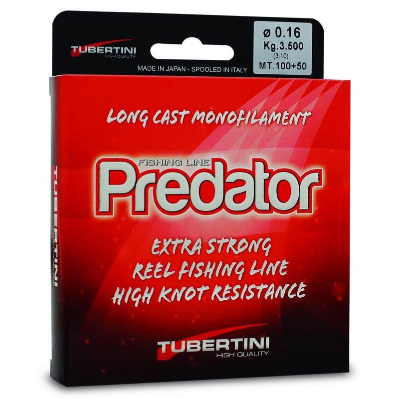 tubertini-predator-garnet-150-m-0-220-mm-red