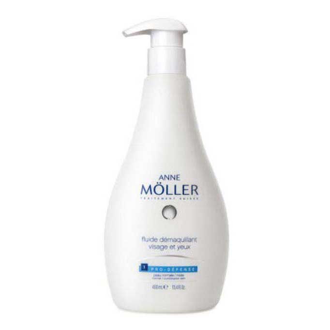 Anne Moller Makeup Remover Liquid Face And Eyes 400ml 400 ml