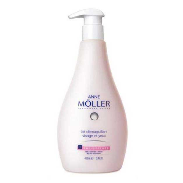Anne Moller Makeup Remover Milk Face And Eyes 400ml 400 ml