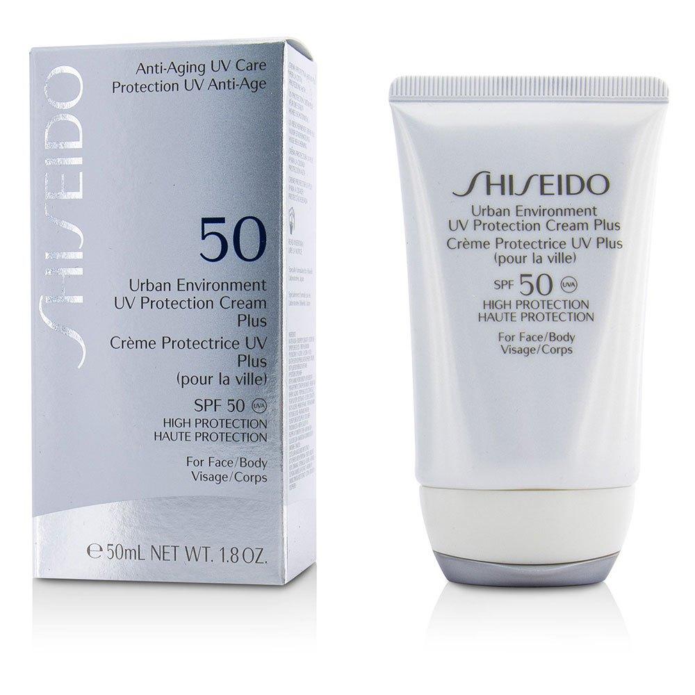 Shiseido Urban Environment Uv Protect Plus Spf50 50ml 50 ml
