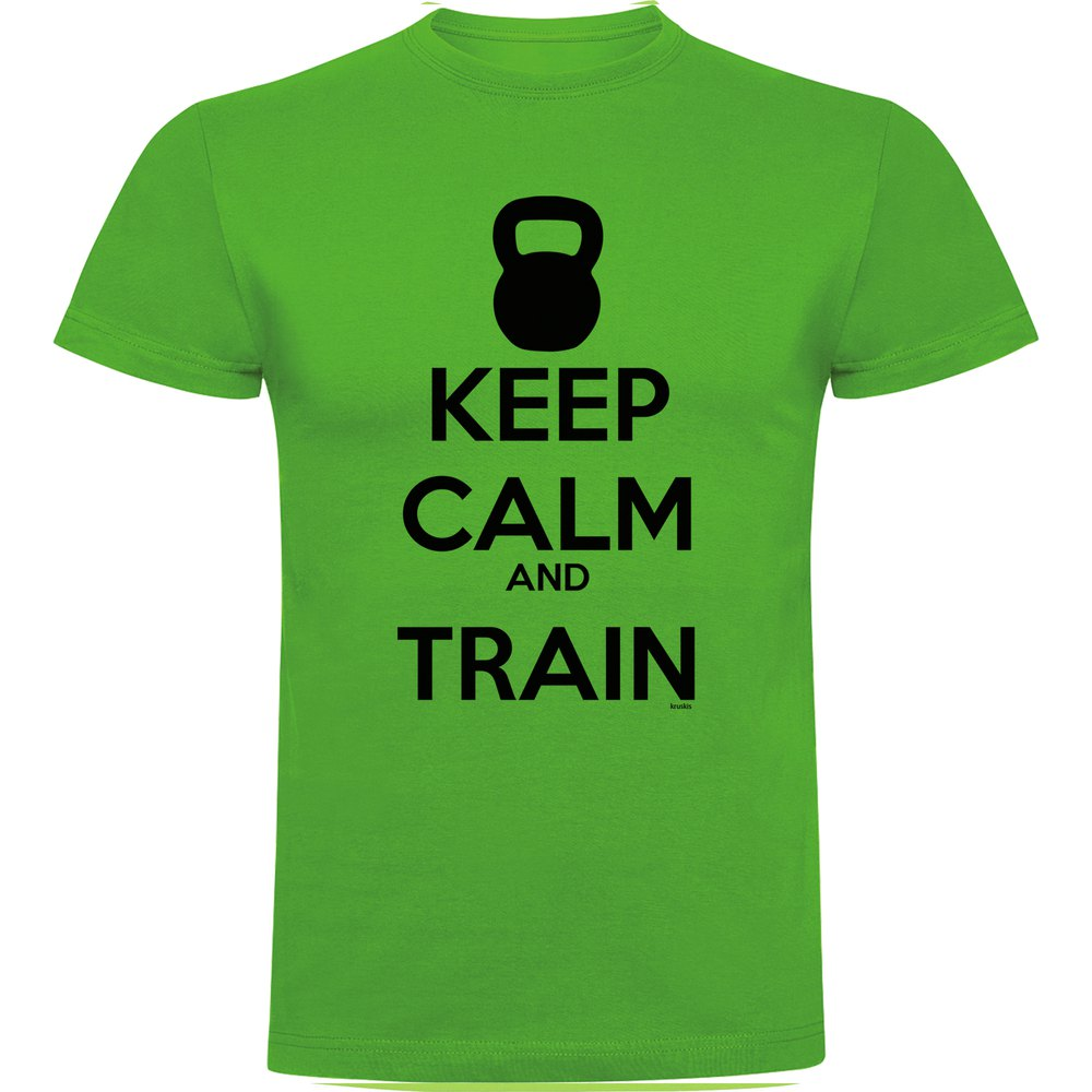 Kruskis Keep Calm And Train S Green