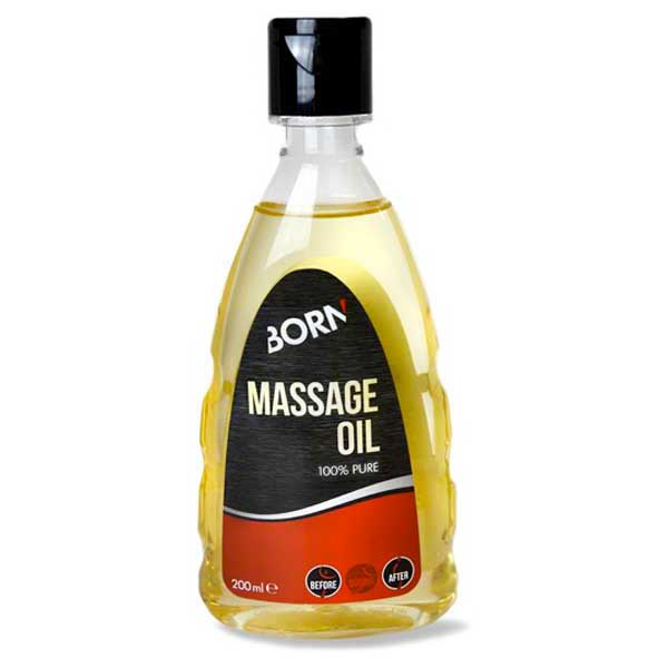 Born Massage Oil 200ml 200 ml