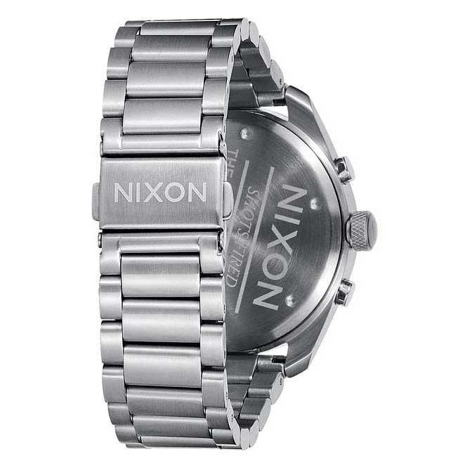 nixon-bullet-chrono-one-size-white