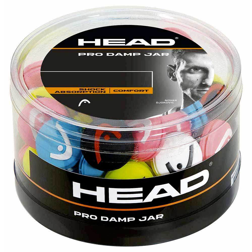 Head Racket Pro Dampener Jar 70 Units One Size Mixed