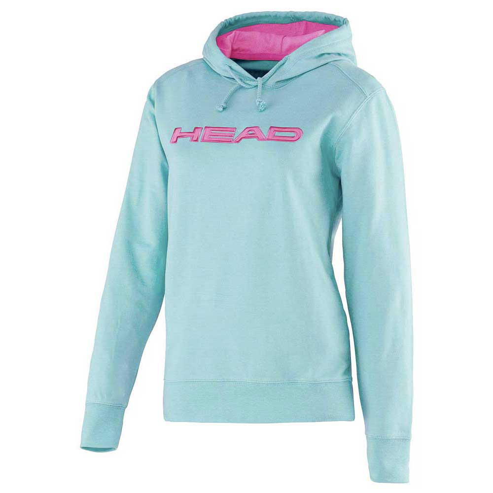 Head Racket Transition Byron Hoody 128 cm Turquoise / Pink