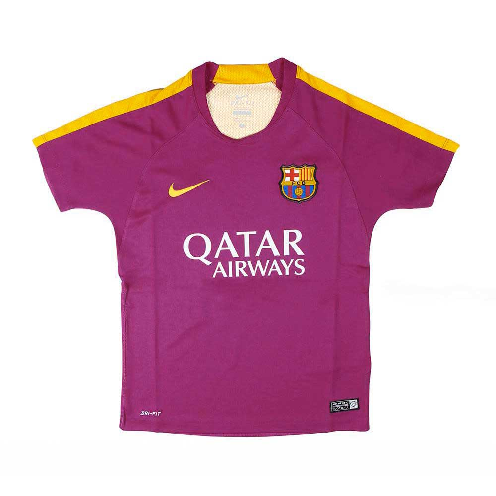 Nike Fc Barcelona Warm Up 15/16 XL Dynamic Berry / University Gold