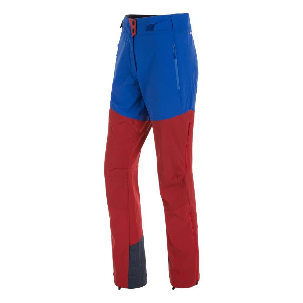 Salewa Ortles Windstopper/durastretch Pants DE 42 Nautical Blue / Bergrot / 1780