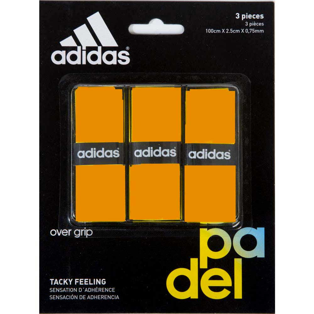 Adidas Padel Tacky Feeling 3 Units One Size Orange