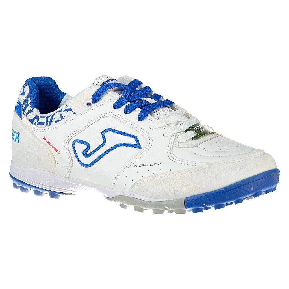 Joma Top Flex Indoor Football Shoes EU 43 White / Royal