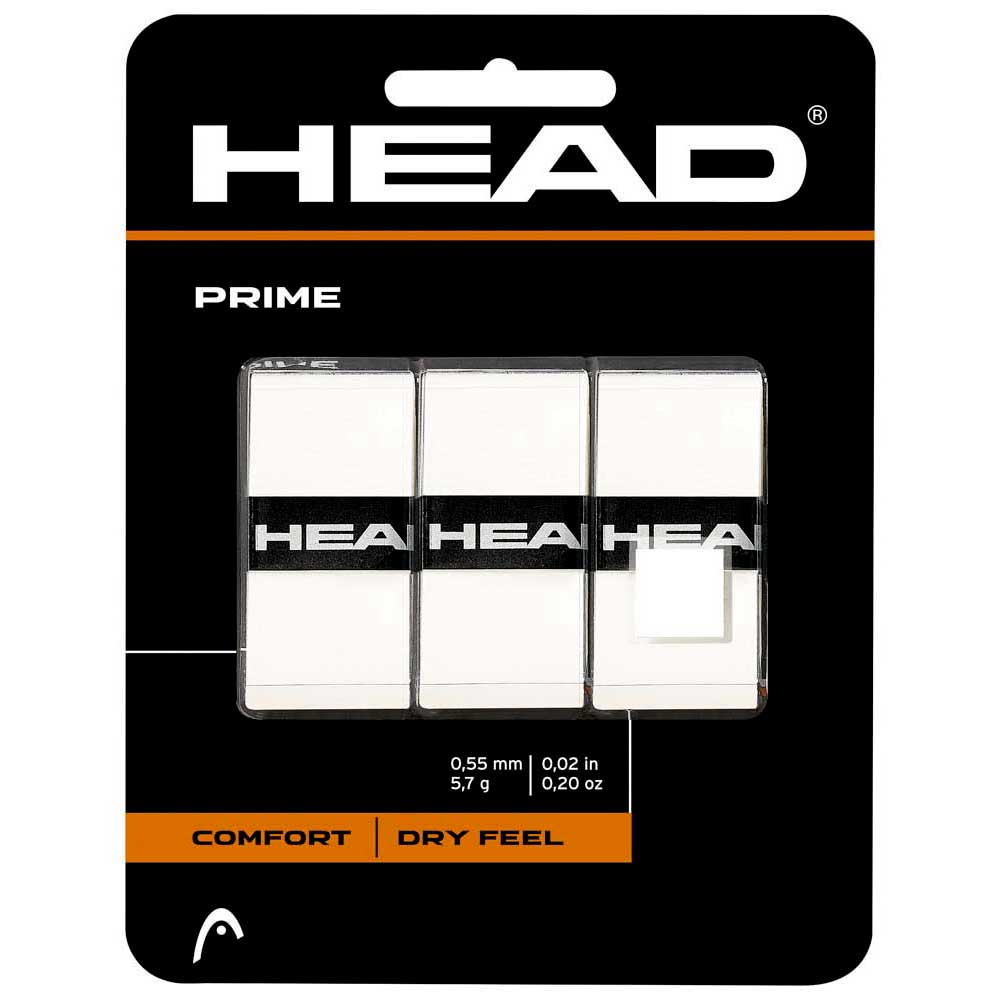 Head Racket Prime 3 Units One Size White