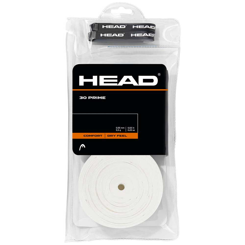 Head Racket Prime 30 Units One Size White