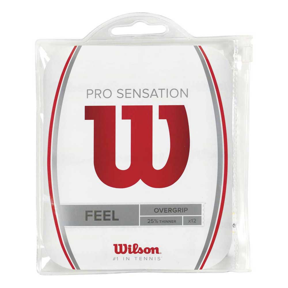 Wilson Pro Sensation 12 Units One Size White