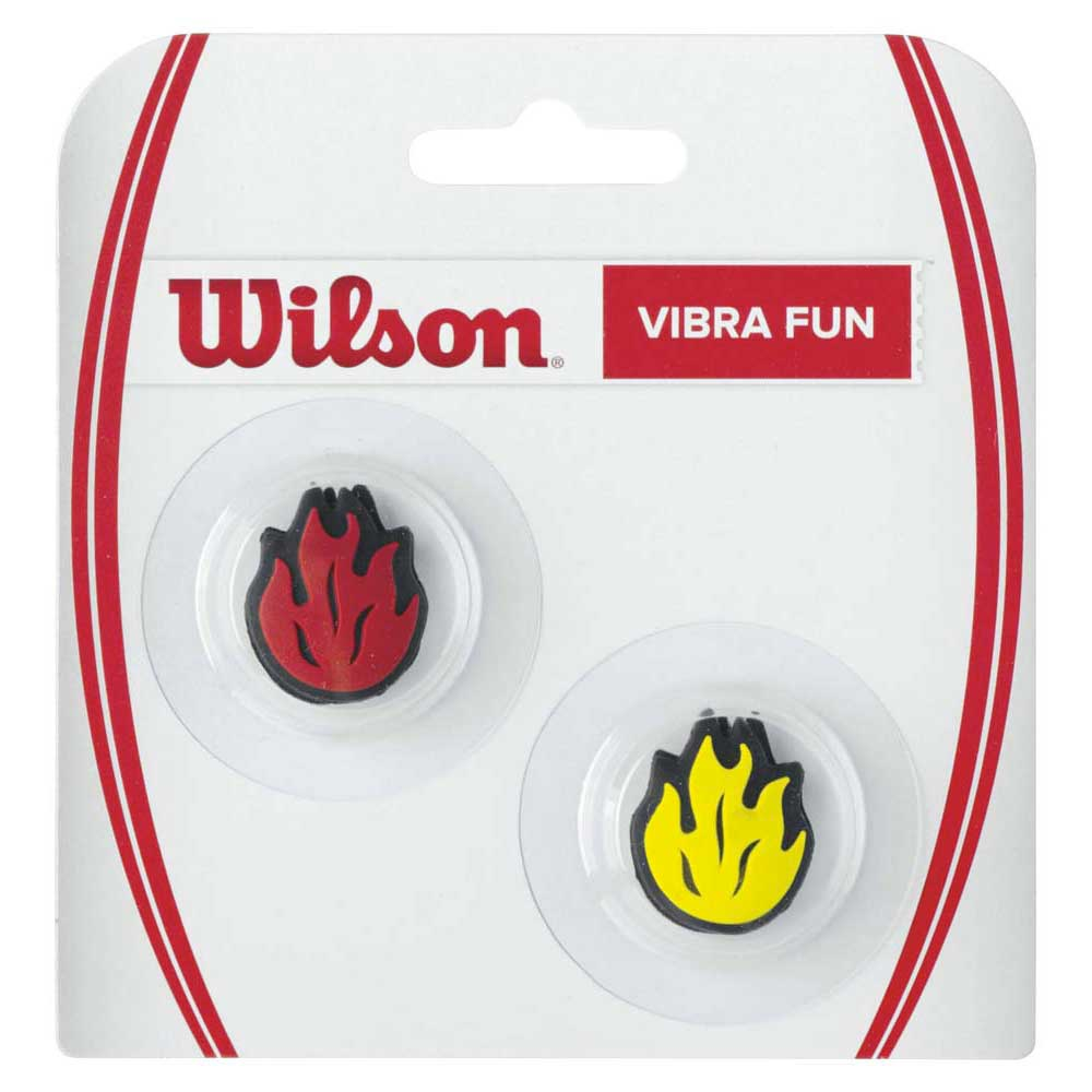 Wilson Vibra Fun Flames 2 Units One Size Red / yellow