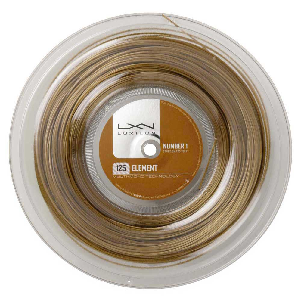 Luxilon Element 200 M 1.25 mm Bronze