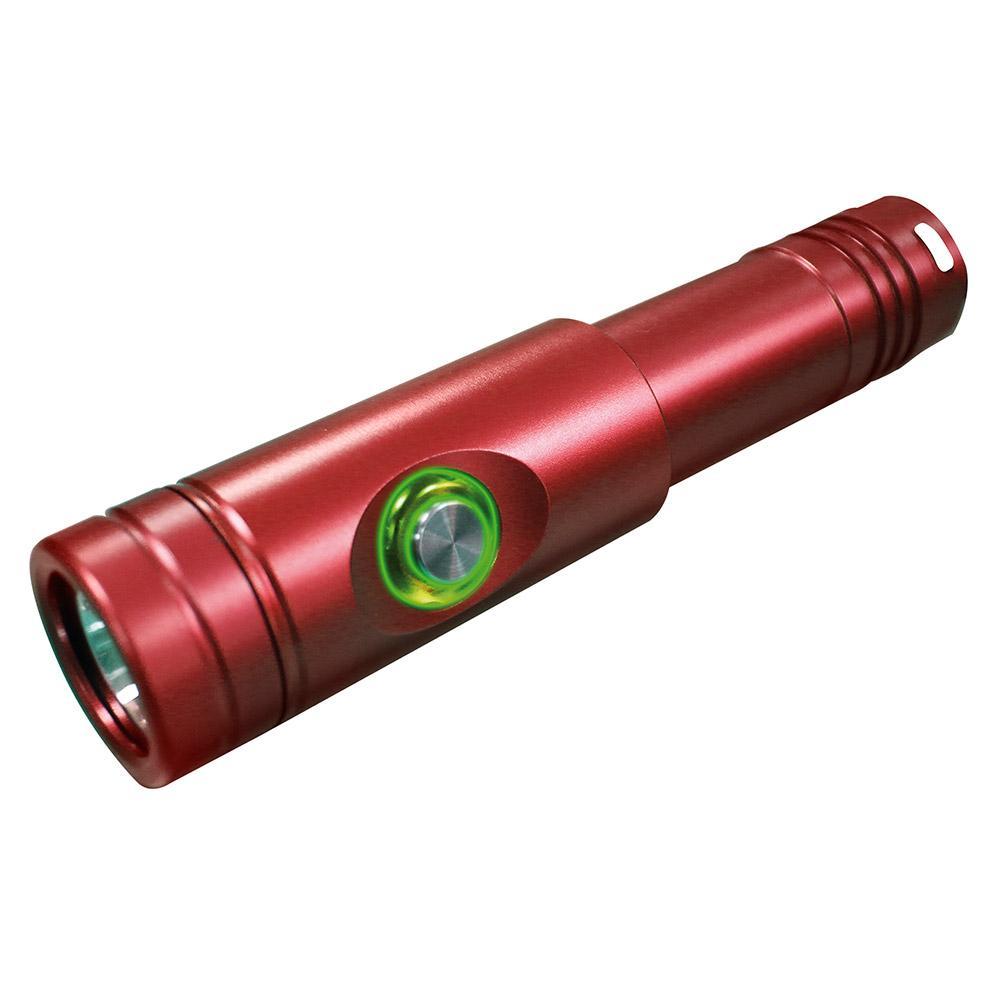Epsealon Red Bullet 1000 Lumens Beleuchtung Red Bullet