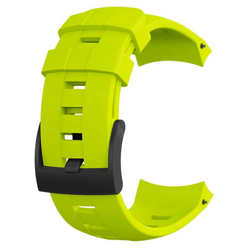 Suunto Ambit3 Vertical Silic. Strap One Size Lime