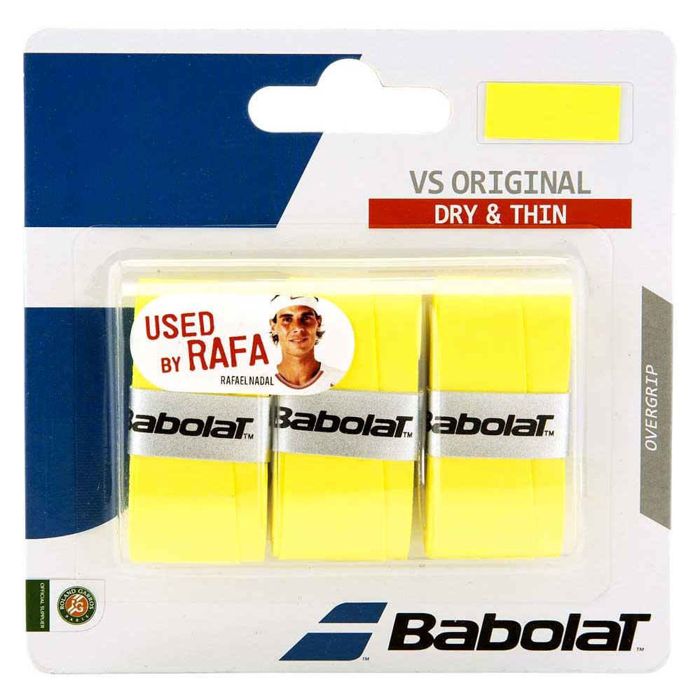 Babolat Vs Original 3 Units One Size Yellow