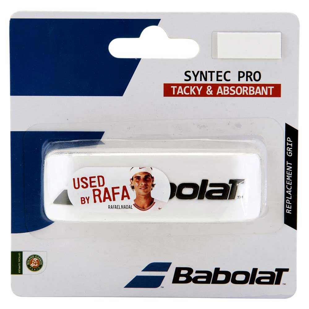 Babolat Syntec Pro One Size White