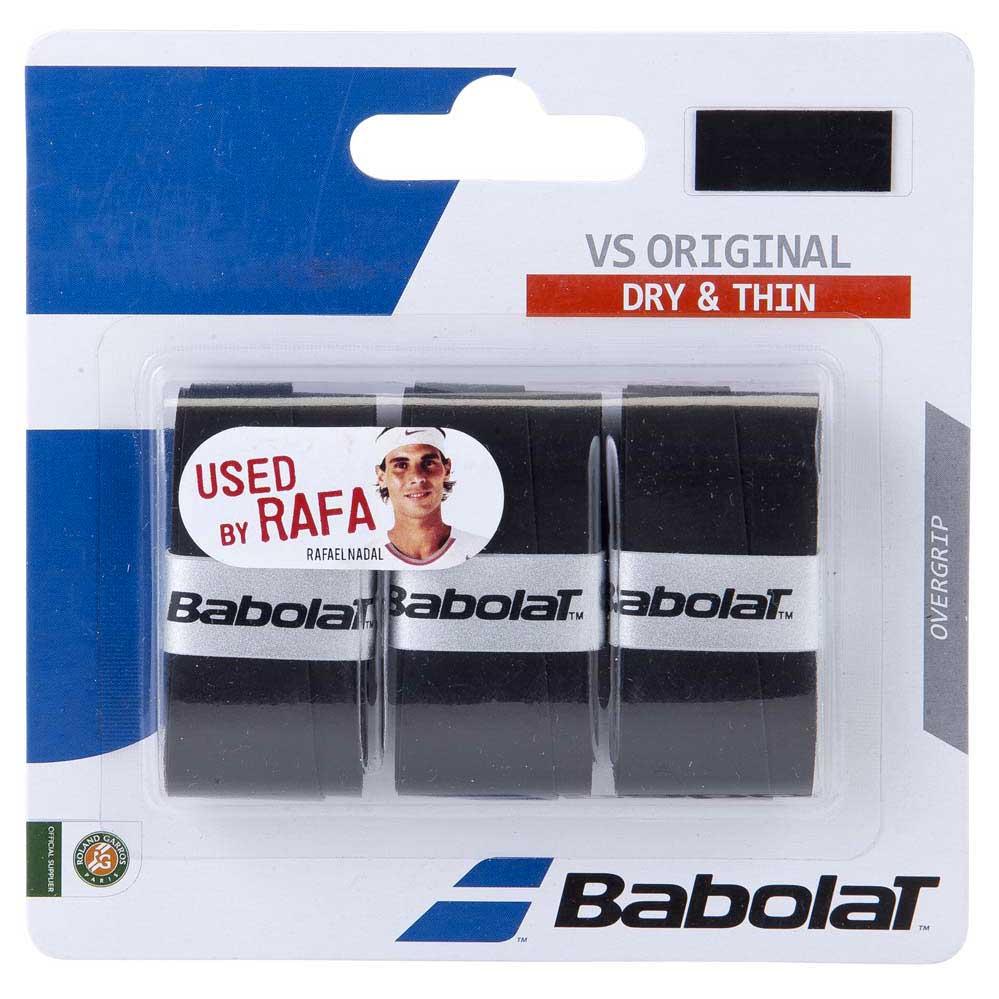 Babolat Surgrip Tennis Vs Original 3 Unités One Size Black
