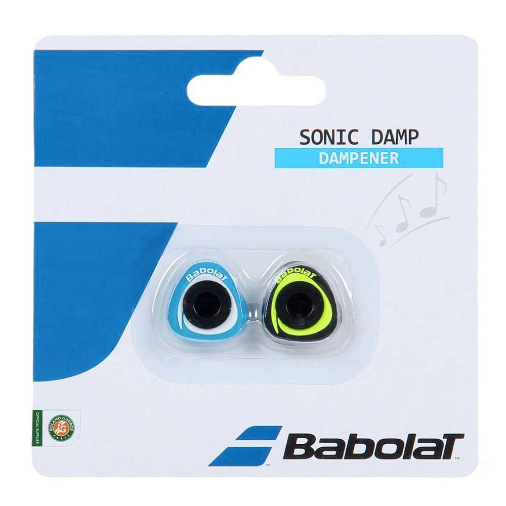 Babolat Sonic Dampener 2 Units One Size Blue / Yellow