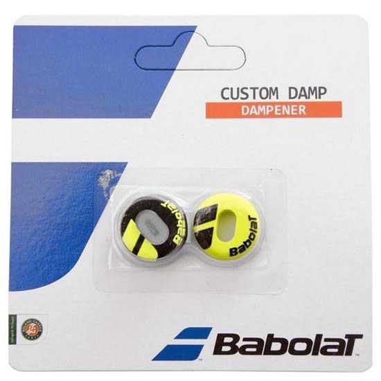 Babolat Custom Dampener 2 Units One Size Black / Yellow
