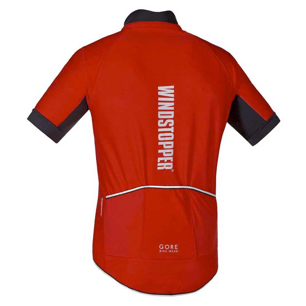 c8be36e4f Gore Bike Wear Power Ws So Zo Jersey Red   Black