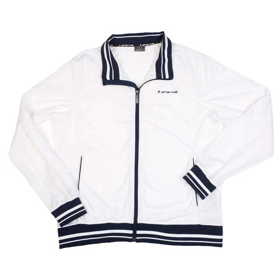Star Vie Setras Jacket S White / Navy