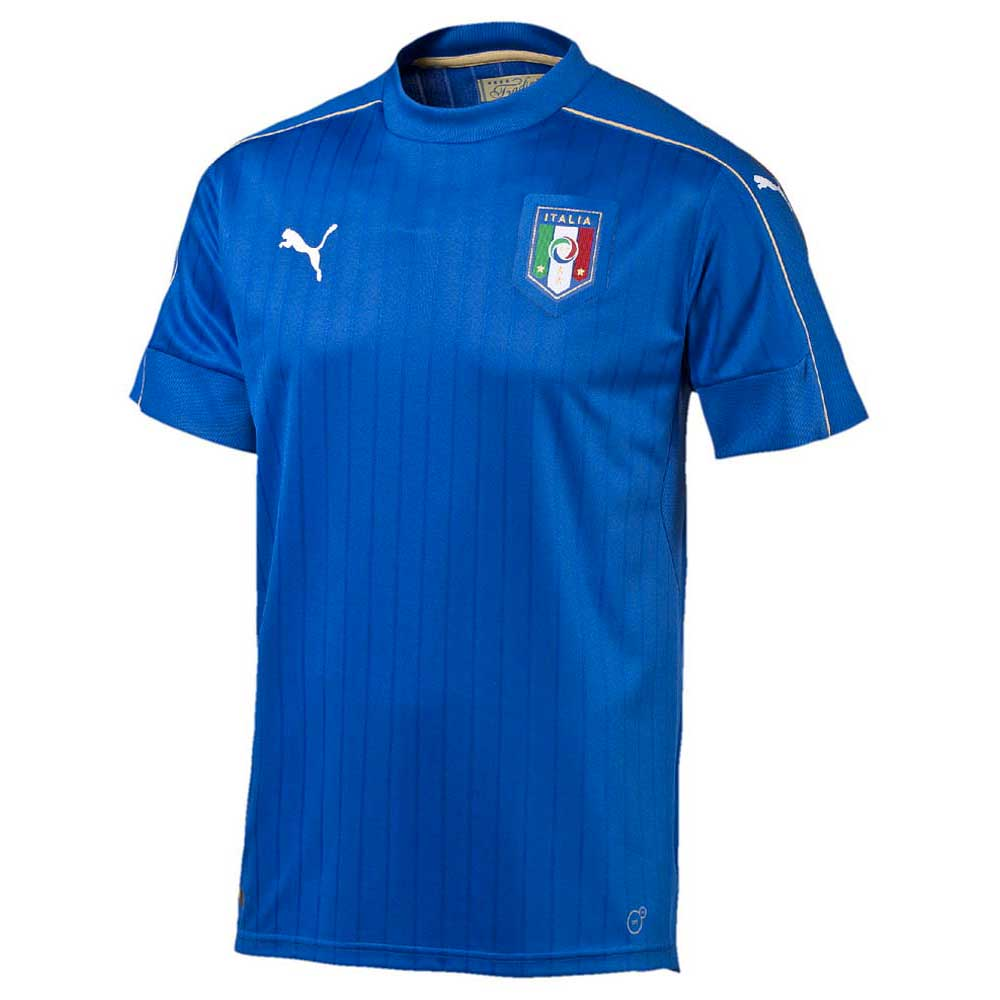 Puma Italy Home 2019 L Team Power Blue / White