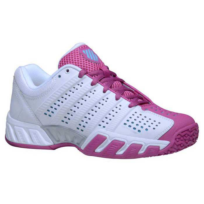 separation shoes d8328 09a16 ... Mujeres Talla Cuero K-swiss Bigshot Light 2.5 Omni, Morado Female  2