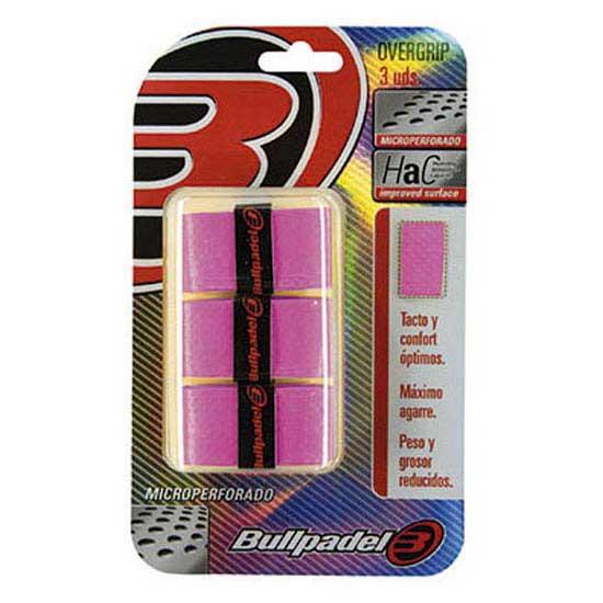 Bullpadel Gb1201 3 Units One Size Fluor Pink