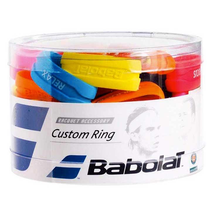Babolat Custom Ring 60 Units One Size Multicolor