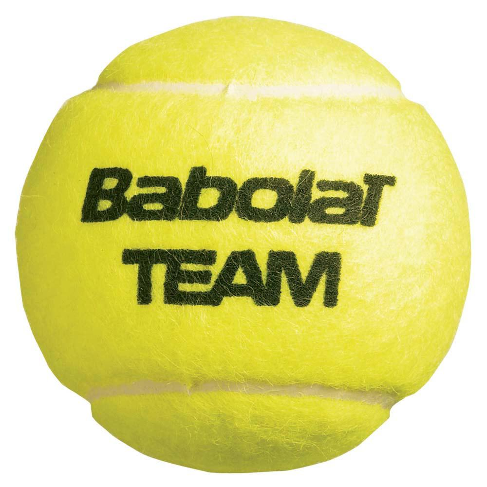 Babolat Team 3 Balls Yellow