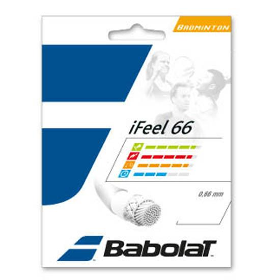 Babolat Ifeel 66 10.2 M 0.66 mm Red