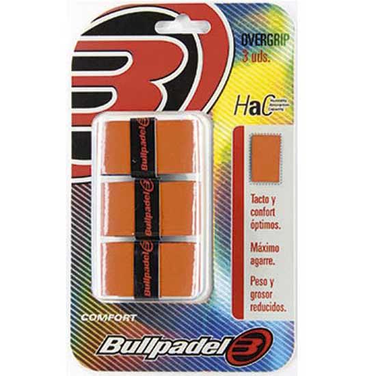 Bullpadel Gb1200 3 Units One Size Orange Fluor