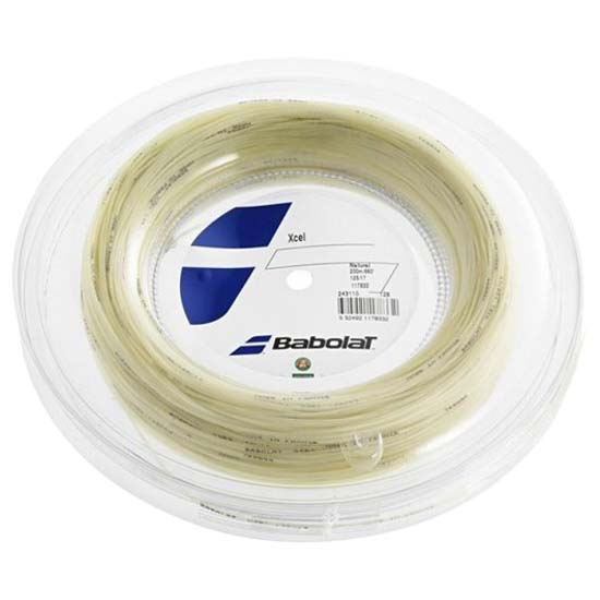 Babolat Xcel 200 M 1.35 mm Natural