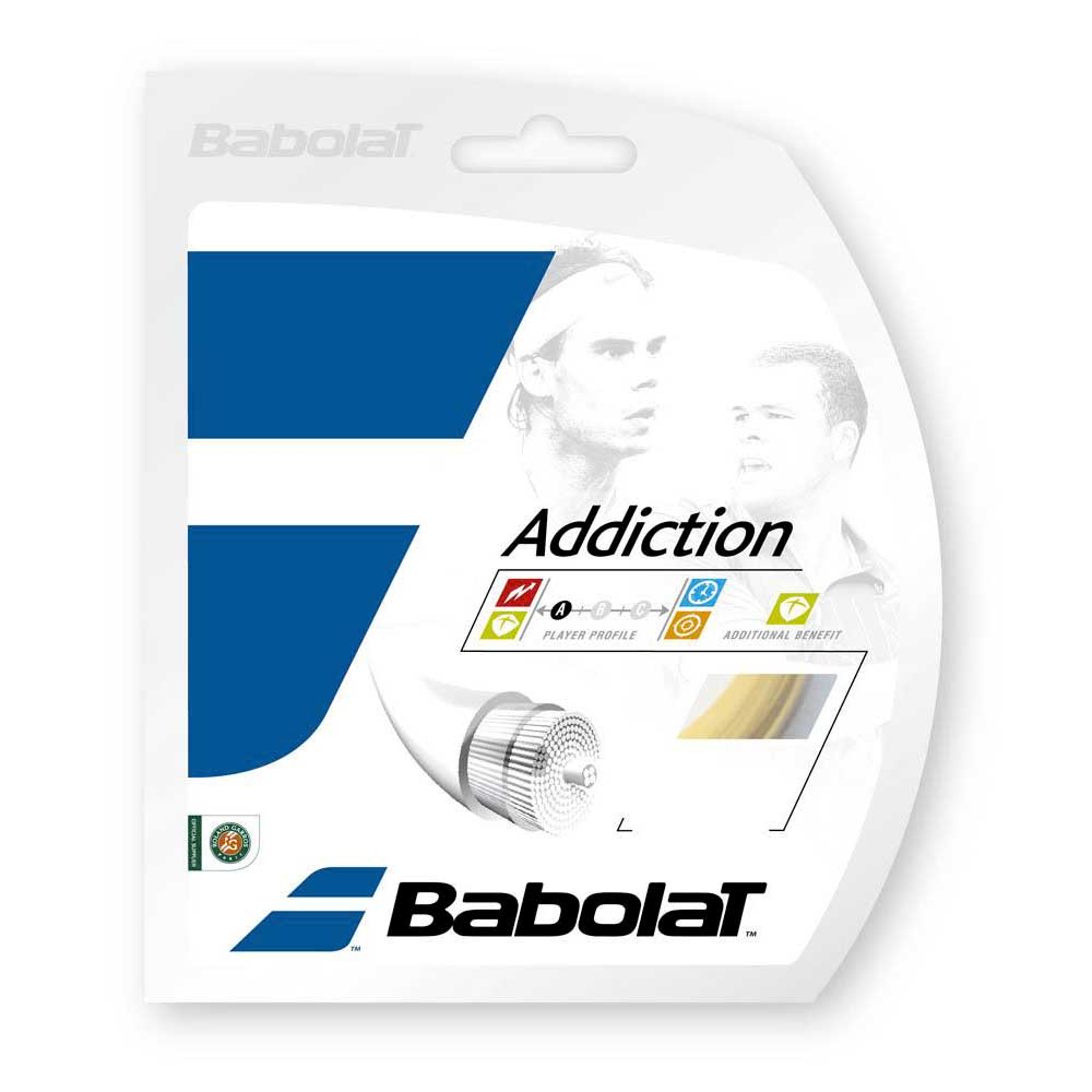 Babolat Addiction 200 M 1.25 mm Natural