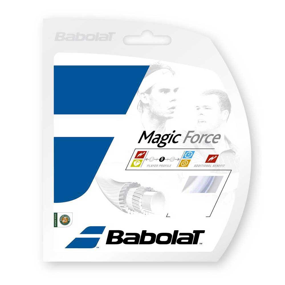 Babolat Magic Force 12 M 1.35 mm White